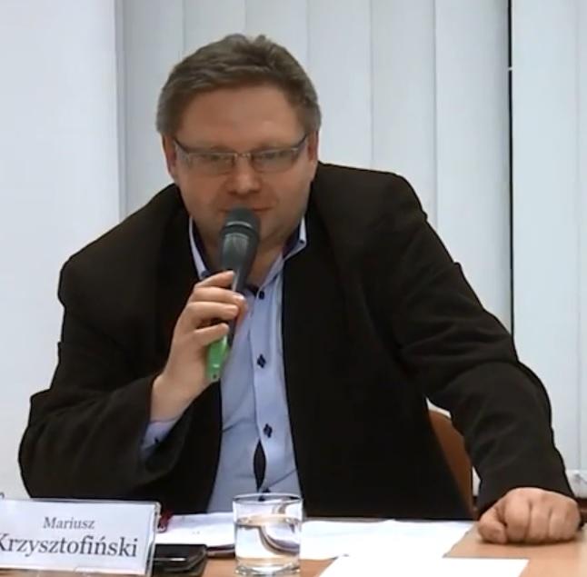 Mariusz Krzysztofiński